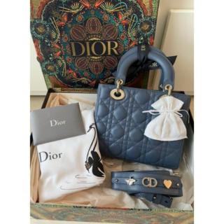 Christian Dior - ディオール レディディオールスモールバッグ