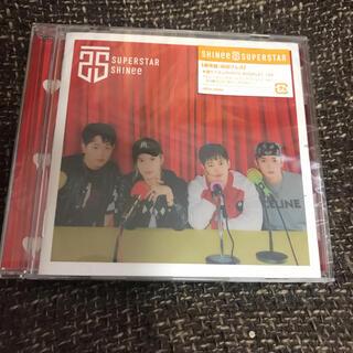 シャイニー(SHINee)の SHINee SUPERSTAR 通常盤・初回プレス CDのみ アルバム(K-POP/アジア)