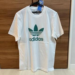 adidas - ★新品★アディダスオリジナルス スタンスミスカラー ロゴ Tシャツ 白 緑