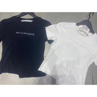 アレキサンダーワン(Alexander Wang)のAlexanderWang 半袖tシャツ B-1057(Tシャツ(半袖/袖なし))