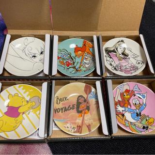 Disney - 新品ディズニー豆皿6枚セット