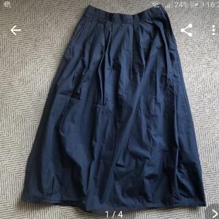 GU - GU ネイビースカート