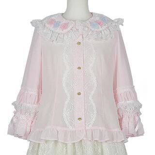 Angelic Pretty - AngelicPretty RomanticPerfumeブラウス ピンク 新品