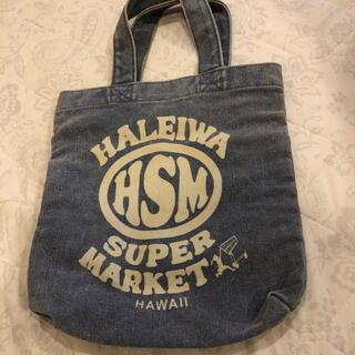 ハレイワ(HALEIWA)のハレイワ スーパーマーケット トートバッグ(トートバッグ)