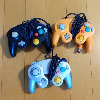 ニンテンドーゲームキューブ - ゲームキューブ 純正コントローラー セット