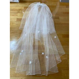 タカミ(TAKAMI)の24日までお値下げ 2点セットタカミブライダル ヴェール グローブ(ヘッドドレス/ドレス)