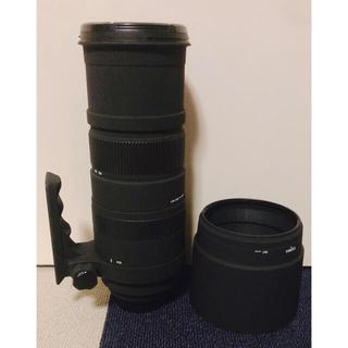 SIGMA - SIGMA DG OS 150-500mm f/5-6.3 APO HSM/N