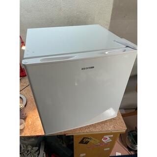 アイリスオーヤマ(アイリスオーヤマ)のIRIS AF42-W 1ドア冷蔵庫 2019年製(冷蔵庫)