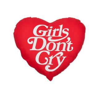 ジーディーシー(GDC)のGirls Dont Cry Logo Pillow ピロー(クッション)