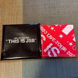三代目 J Soul Brothers - THIS IS JSB バンダナ 今市隆二