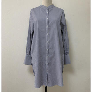 アントマリーズ(Aunt Marie's)のチュニックシャツ(シャツ/ブラウス(長袖/七分))
