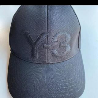 Y-3 - y-3の黒キャップ