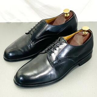 REGAL - ☆美品☆REGAL 25.5cm ビジネスシューズ革靴ブラック黒仕事通勤通学