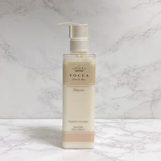 TOCCA - 【未使用】TOCCA トッカ ハンドミルク クレオパトラの香り
