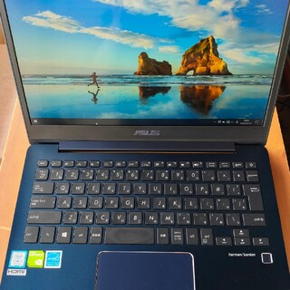 ASUS - ASUS ZENBOOK UX331UN Geforce搭載 モバイルPC
