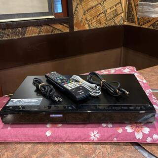 シャープ(SHARP)のSHARP AQUOS BD-S520 12倍録 500GB リモ等付フル装備!(ブルーレイレコーダー)