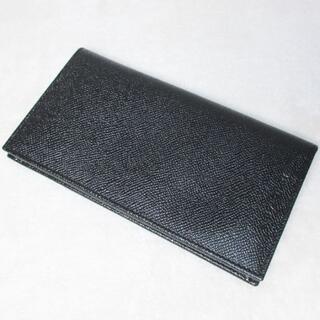 ブルガリ(BVLGARI)のBVLGARI ブルガリ 2つ折り長財布 クラシコ ブラック 未使用(長財布)