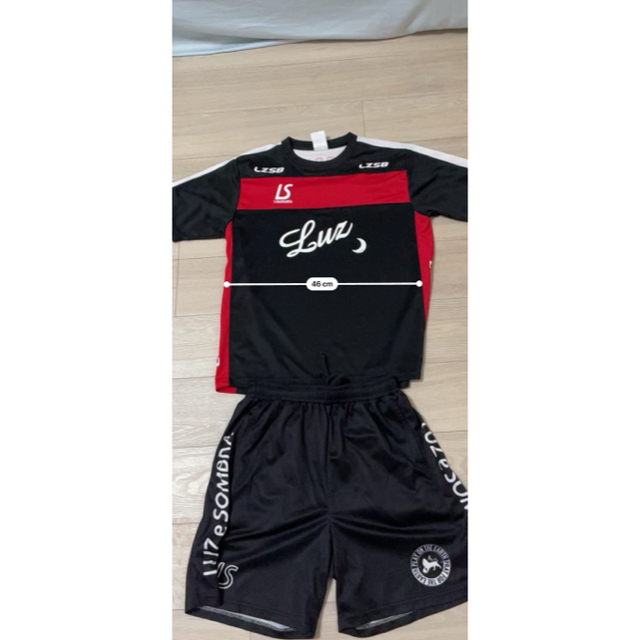 LUZ(ルース)の【商品】Luz e sombra(ルースイソンブラ) ゲームシャツ半袖上下セット スポーツ/アウトドアのサッカー/フットサル(ウェア)の商品写真