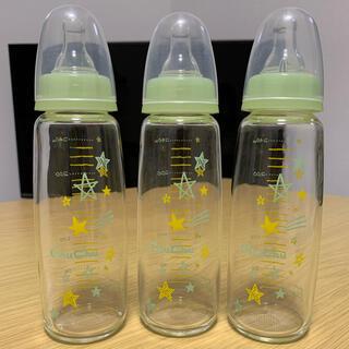 ChuChuベビー 哺乳瓶 240ml 3本(哺乳ビン)