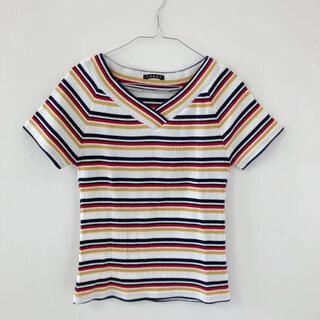 イング(INGNI)のTシャツ ニットTシャツ(Tシャツ(半袖/袖なし))