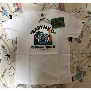 アベイシングエイプ(A BATHING APE)のアベイシングエイプ tシャツ キッズ 130(Tシャツ/カットソー)