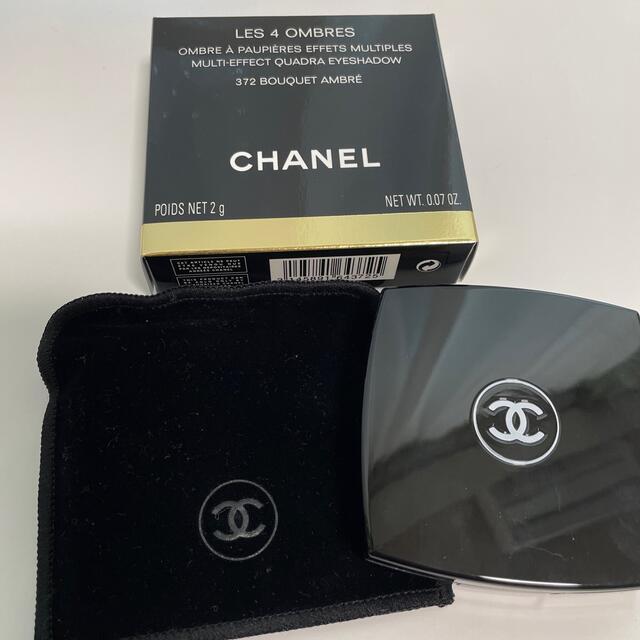 CHANEL(シャネル)のCHANEL レキャトルオンブル 372 ブーケアンブレ コスメ/美容のベースメイク/化粧品(アイシャドウ)の商品写真