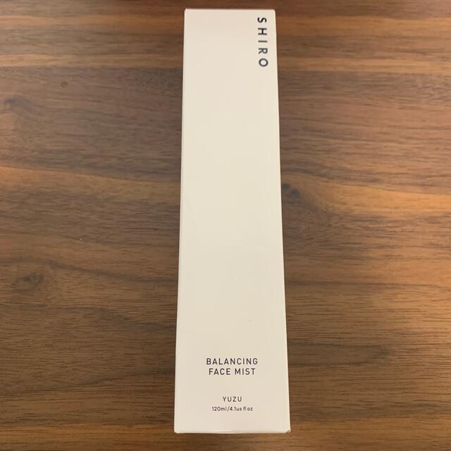 shiro(シロ)のSHIRO ゆずフェイスミスト 化粧水 コスメ/美容のスキンケア/基礎化粧品(化粧水/ローション)の商品写真