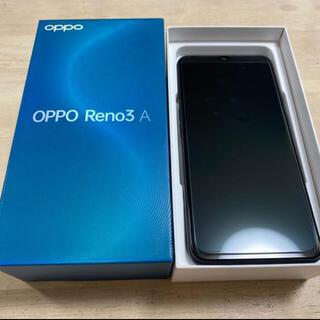 OPPO - oppo reno 3a ホワイト