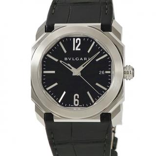 ブルガリ(BVLGARI)のブルガリ  オクト BGO38S 自動巻き メンズ 腕時計(腕時計(アナログ))