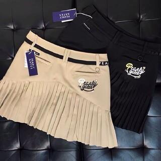 新入荷PEARLY GATES レディース ゴルフ スカート Sサイズ 0