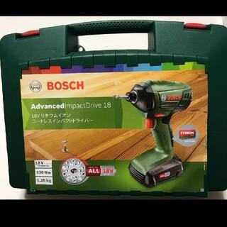 ボッシュ(BOSCH) 18Vバッテリーインパクトドライバー IPD118