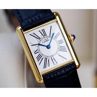 Cartier - 美品 カルティエ マスト タンク オパラン ローマン LM Cartier