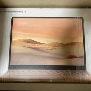マイクロソフト(Microsoft)のSurface Laptop Go THJ-00045(ノートPC)