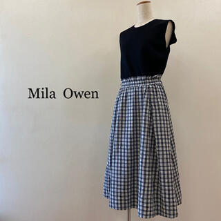 Mila Owen - Mila Owen  ドッキングワンピース