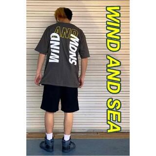 シー(SEA)の【XLサイズ】ウィンダンシー Tシャツ 半袖 tシャツ WINDANDSEA(Tシャツ/カットソー(半袖/袖なし))