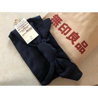 ムジルシリョウヒン(MUJI (無印良品))の無印 ポケット付きスカーフ(バンダナ/スカーフ)