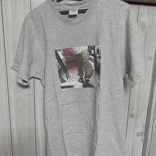 Supreme - supreme シュプリーム tシャツ t shirt グレー