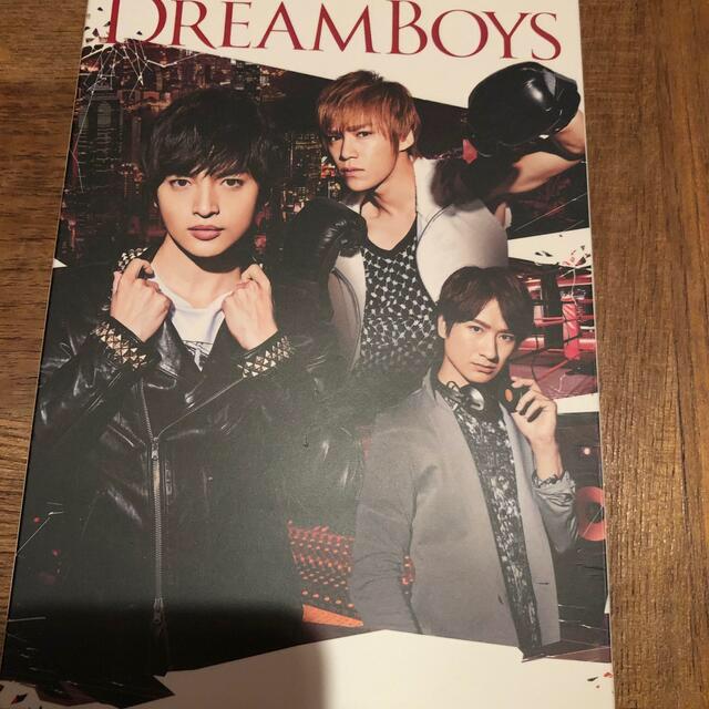 Kis-My-Ft2(キスマイフットツー)のDREAM BOYS DVD エンタメ/ホビーのDVD/ブルーレイ(ミュージック)の商品写真