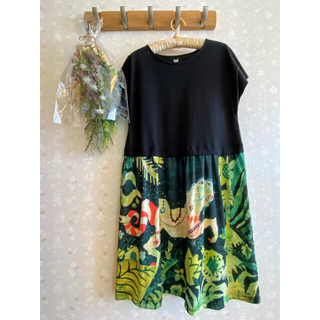 Design Tshirts Store graniph - ❣️美品❣️graniph  グラニフ ワンピース メルヘン
