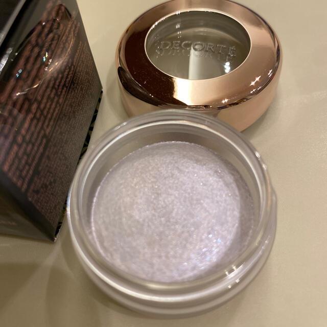COSME DECORTE(コスメデコルテ)のコスメデコルテ アイグロウジェム PU181 試し使用のみ コスメ/美容のベースメイク/化粧品(アイシャドウ)の商品写真