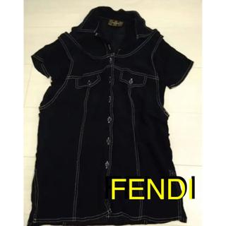 フェンディ(FENDI)のFENDI★フェンディ★トップス★(シャツ/ブラウス(半袖/袖なし))
