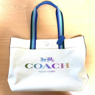 COACH - COACH  トートバッグ