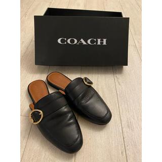 COACH - COACH 革靴 ローファー