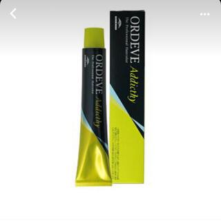 ミルボン(ミルボン)のアディクシー6本+オキシ4.5%(カラーリング剤)
