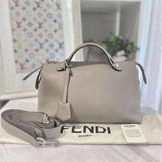 FENDI - 美品☆ フェンディ 2way バイザウェイ グレージュ