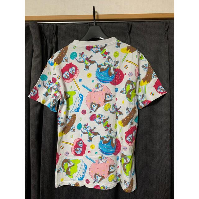 チップ&デール(チップアンドデール)のディズニー 夏祭り Tシャツ レディースのトップス(Tシャツ(半袖/袖なし))の商品写真