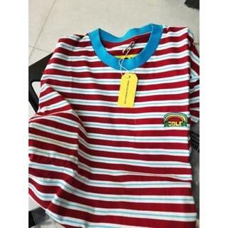 新品未使用 GOLF WANG メンズ Tシャツ Lサイズ