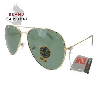 レイバン(Ray-Ban)のレイバン ゴールド ステンレススチール サングラス メンズ 104791(サングラス/メガネ)
