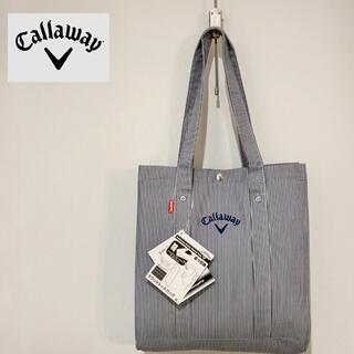 Callaway Golf - 【新品】callaway ヒッコリー柄×ブラック ラウンドバック