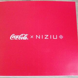 コカ・コーラ - コカコーラ限定コラボ商品 NiziU